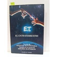 E.T, El Extraterrestre/E.T, the Extraterrestrial