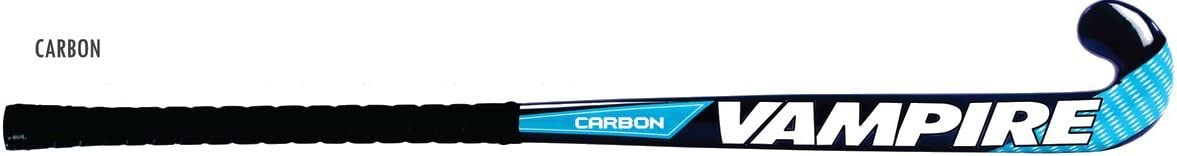 CE Bas Vampire Carbon Wooden Painted Hockey Stick - Full Size