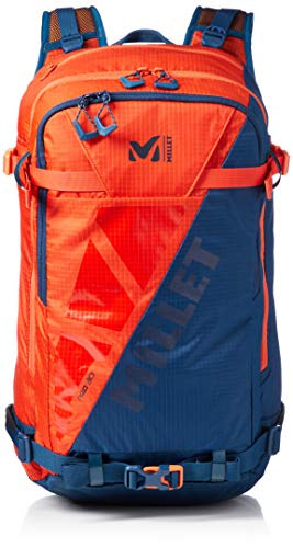Millet Neo 30 Sac à Dos Loisir, 45 cm, liters, Multicolore (Orange/Poseidon)
