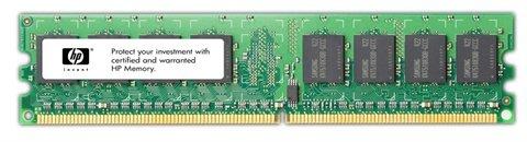 HPE - DDR2-2 GB - FB-DIMM 240-pin - 667 MHz/PC2-5300 - Voll gepuffert - Fb, Voll Gepuffert