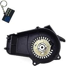 Arrancador de retroceso Stoneder de plástico negro para motor de 2 tiempos, 47 cc,