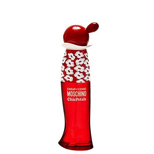 Moschino - CHEAP & CHIC CHIC PETALS edt vapo 100 ml 8011003814305 Profumi Igien