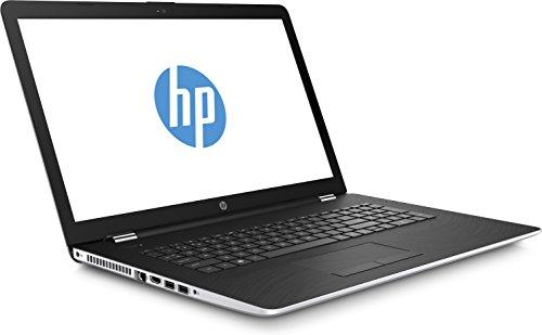 HP 17 bs101ng 173 Zoll HD Laptop Intel root i5 8250U 256 GB SSD 8 GB RAM AMD Radeon 530 2GB DVD RW Windows 10 home schwarz silber Notebooks