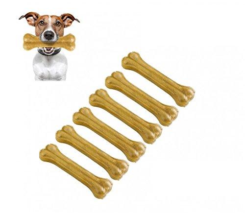 pack-6-snack-para-perro-en-forma-de-hueso-150gr-100-piel-de-cerdo
