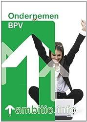 Ambitie.info BPV-katern ondernemen