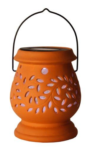 best-season-477-48-clay-lantern-farol-led-solar-terracota-para-exteriores-con-panel-solar-1-led-de-l