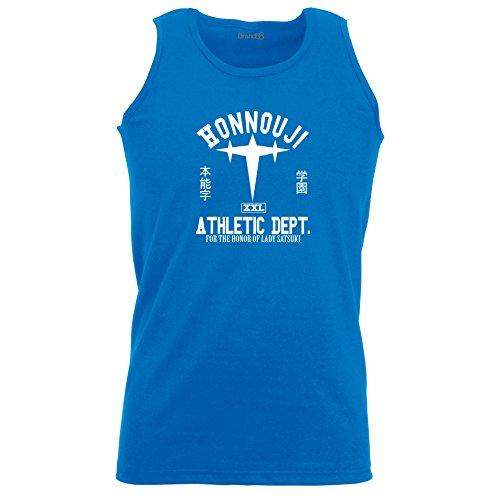 Brand88 - Honnouji Athletic Department, Unisex Athletic Weste Koenigsblau