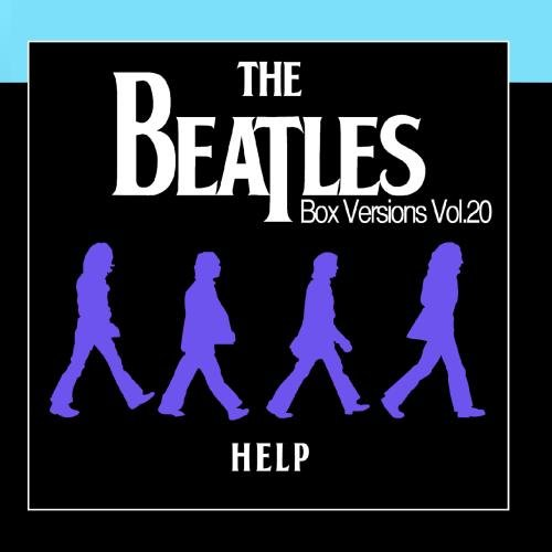 The Beatles Box Versions Vol.20 - Help - Cd Help Beatles