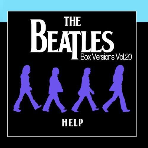 The Beatles Box Versions Vol.20 - Help - Help Beatles Cd