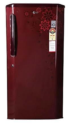 LG 215 L 5 Star Direct-Cool Single Door Refrigerator (GL-225BAGE5, Silk Ornate)