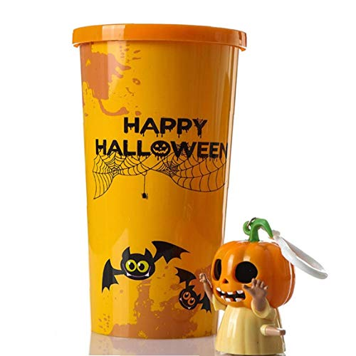 kbecher Halloween Party Supplies Cups Für Kinder Aufziehspielzeug Keychain 1PC ()