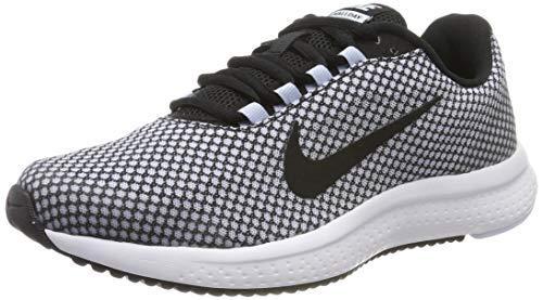 Nike Damen Runallday Laufschuhe, Blau (Half Blue/Black-White 401), 42 EU