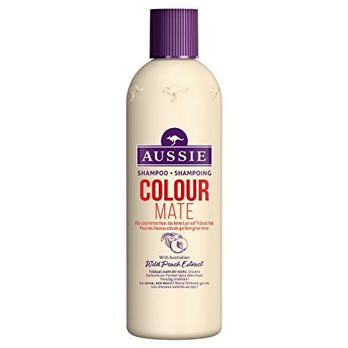 Aussie Colour Mate Shampoo Für Coloriertes Haar 1er Pack (1 x 300 ml)