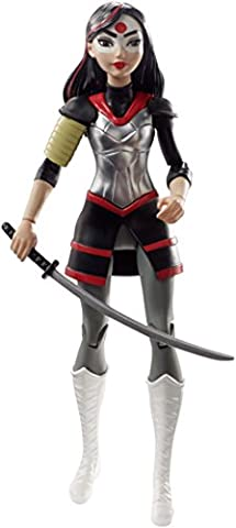 Maquillage Noir Ninja - Action figure