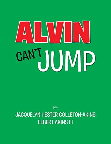 Alvin Can't Jump