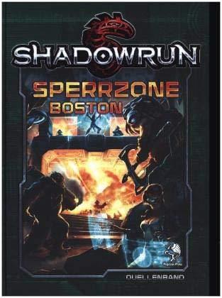 Shadowrun 5:  Sperrzone Boston