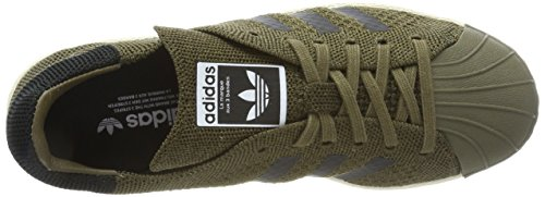 Unisexe 80s Primeknit Vert Superstar Chaussures Athletic Low Adidas ZwIvWnq7