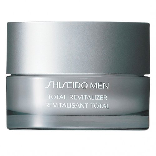 Shiseido Men Total Revitalizer trattamento rivitalizzante anti-et 50 ml