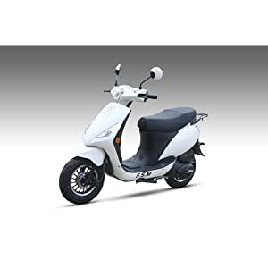 Scooter 50cc ELEGANCE 50 Blanc