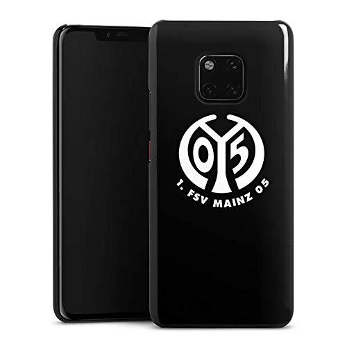 DeinDesign Hülle kompatibel mit Huawei Mate 20 Pro Handyhülle Case 1. FSV Mainz 05 E.V. Fanartikel Fussball Bundesliga -