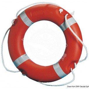 Preisvergleich Produktbild Osculati 22.407.01 Rettungsring Geprüft nach Italienischem Ministerialdekret 385 / 99