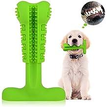 Kidshobby Cepillo de Dientes Perro Brushing Stick Masticar Limpieza de higiene Dental Juguete para Perro Cachorro