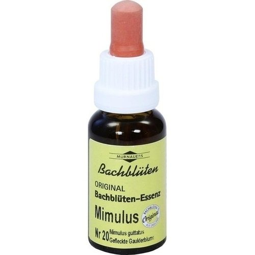 Murnauers Bachblüten Mimulus, 20 ml