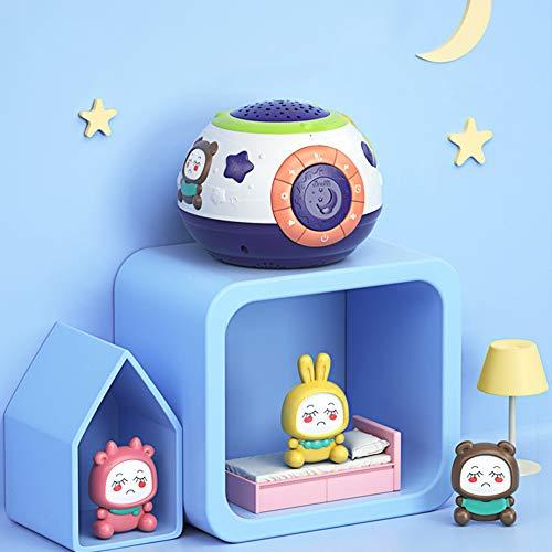 LjQQjDz Tumama Multifunktions Sternenhimmel Nachtlicht Projektor Musik Aufnahme Baby Spielzeug IQ Test Mind Game Spielzeug Stressabbau Geburtstagsgeschenke Kinder