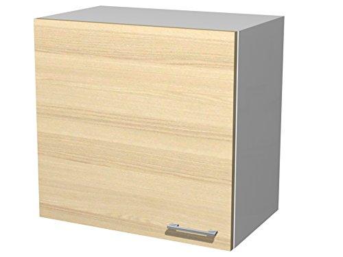 Flex-Well 00007105 Oberschrank Akazia Akazie, weiß 60 x 54,8 x 32 cm