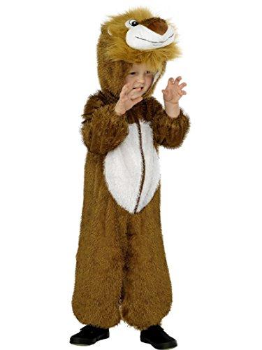 Costume carnevale bimbo leone-7/9 anni *07416 leoncino