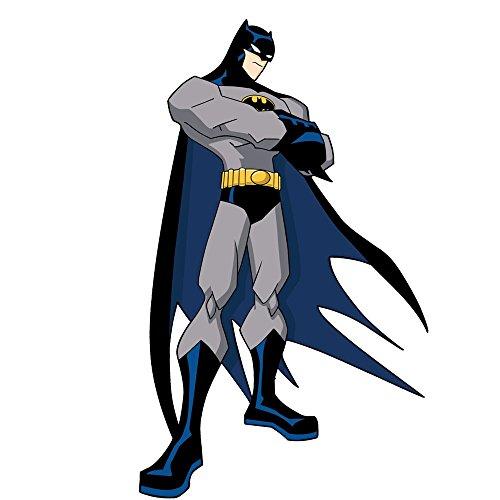 Party Popz Batman Dark knight Theme Cut-out (2ft)