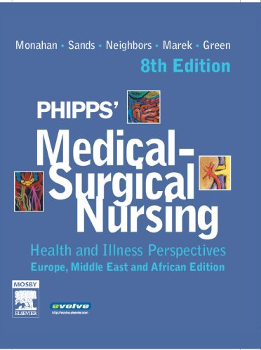 Phipps' Medical-Surgical Nursing: Health and Illness Perspectives - EMEA Edition, 8e
