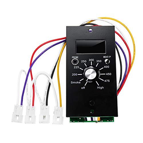 ExcLent 120V Digital Thermostat Control Board For Pit Boss Wood Pellet  Grills Item #70120