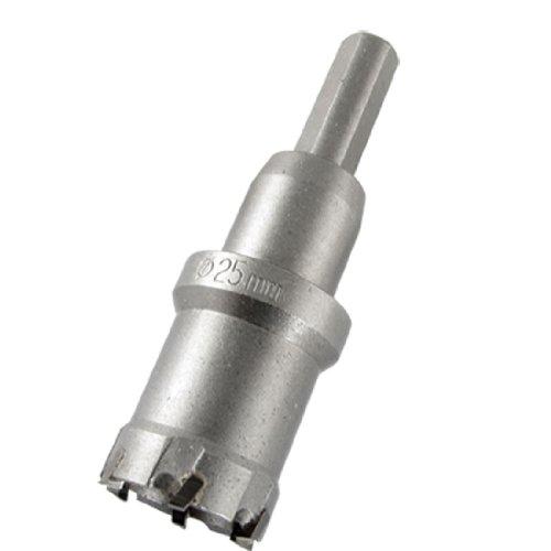 25 mm Hex llave brocas helicoidales sierra perforadora