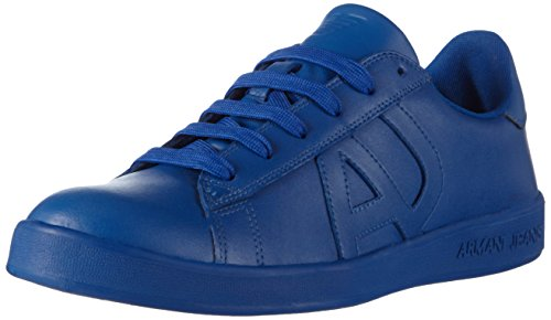 Armani 06565YO - Brogue Hombre, Azul - Blau (BLU - BLUE 05), 41.5