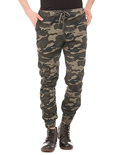 VBIRDS Men's Camouflage Army Jogger (Track Pant)  available at amazon for Rs.849