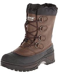 Indigo Canadian 266 359 Damen Schuhe Schlupfstiefel Winter Schnee Boots Schwarz