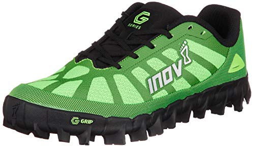 Inov-8 Mudclaw G 260 Green trail running shoe Size : 44.5