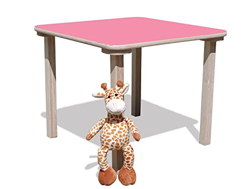 Die Schreiner - Christoph Siegel Eli de Kids Table pour Enfants Rose