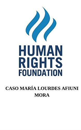 Caso María Lourdes Afiuni Mora por Javier El-Hage