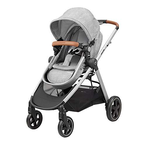 Bébé Confort ZELIA 'Nomad Grey' - Cochecito de nacimiento hasta los 3,5...