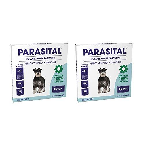 Zotal Parasital Collar Antiparasitario 58 cm Perros