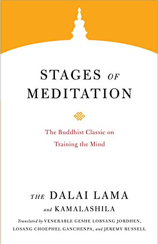 Stages of Meditation: The Buddhist Classic on Training the Mind (Core Teachings of Dalai Lama Book 4) (English Edition)