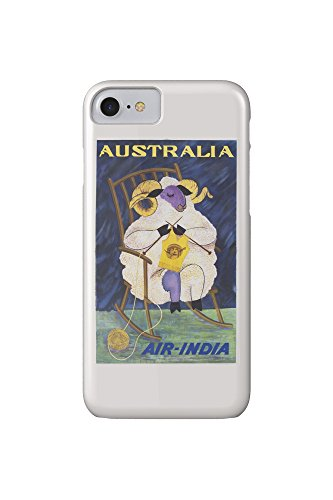 air-india-australia-vintage-poster-c-1968-iphone-7-cell-phone-case-slim-barely-there