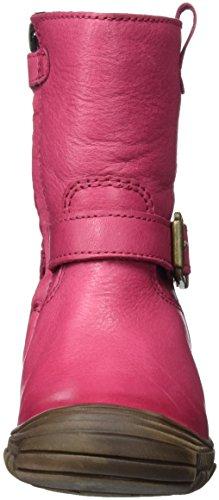 FRODDO Froddo Girls Kids Boots Waterproof, Bottes mi-hauteur avec doublure chaude fille Rouge - Rot (Fuchsia)
