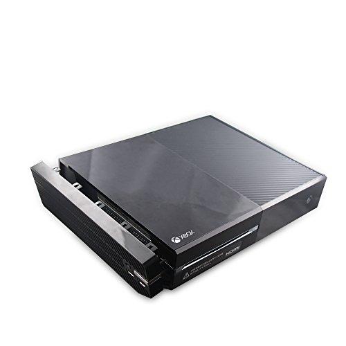 TurnRaise Multifunktionaler Turm mit Konsole und Controller Ladestation für Sony Playstation 4 PS4 Lüfter für Xbox One (Offizielle Ladestation Ps4)