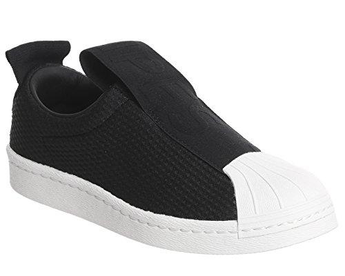 Adidas Superstar Slip On Donna Sneaker Nero Nero