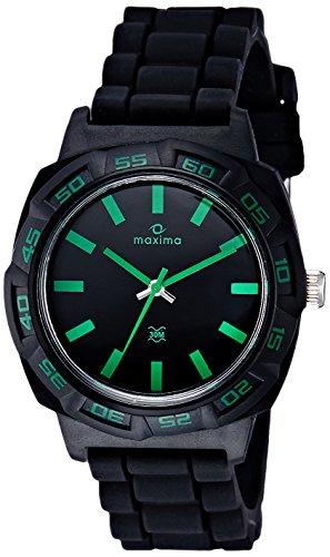 Maxima Aqua Sport Analog Black Dial Men's Watch - 27666PPGW image