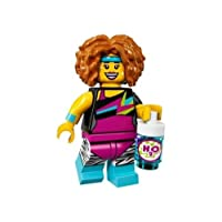 Lego Minifigures Series 17 - #14 DANCE INSTRUCTOR Minifigure - (Bagged) 71018