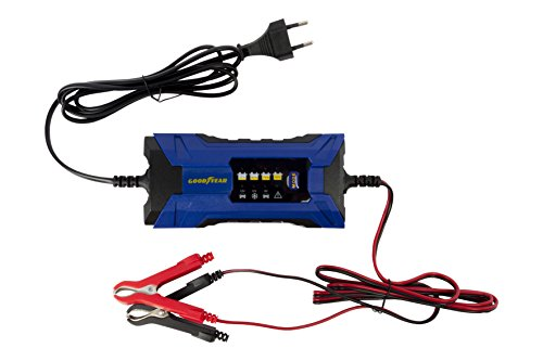 Goodyear Caricabatterie portatile per auto con indicatore LED - 2.0A
